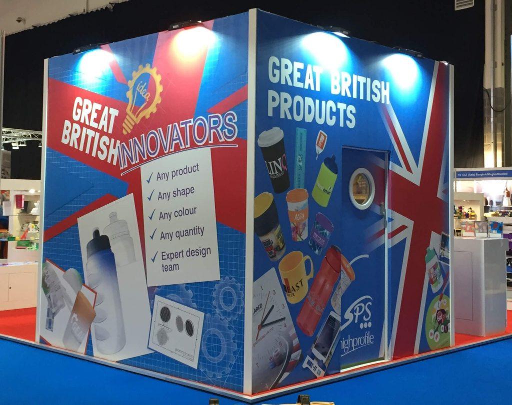 Event Set Exhibition Storeroom