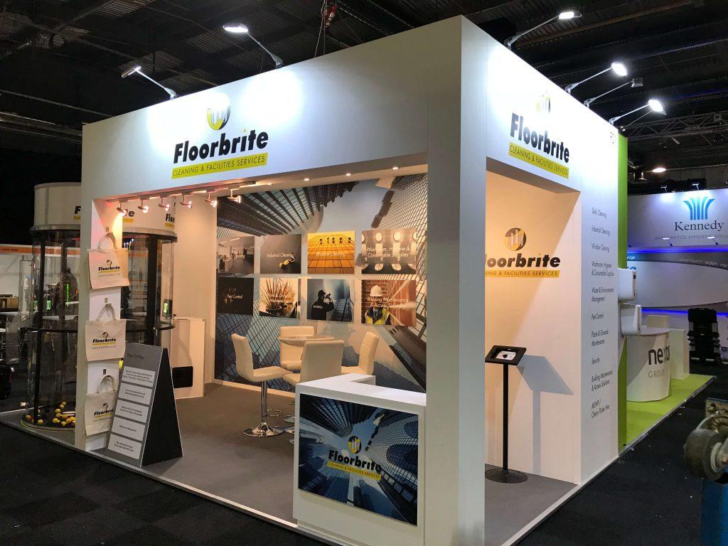Floorbrite Exhibition Design Manchester