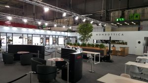 Space Only Stand Exhibition Booth