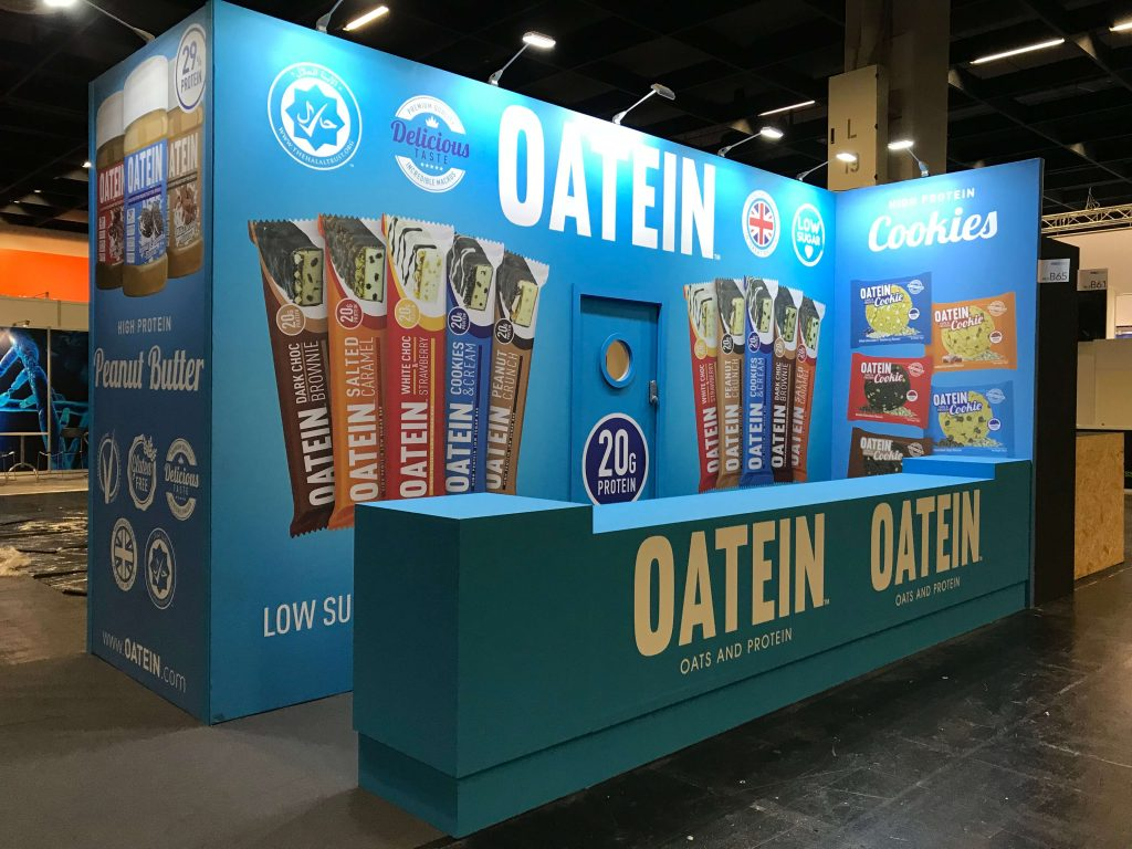 Oatein Fibo Messe Sport Show Stand Designs Manchester (1)