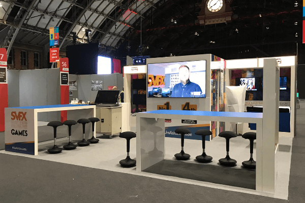 Exhibition Stand Contractors Glasgow : Ultimate tips for exhibition design glasgow dd exhibitions
