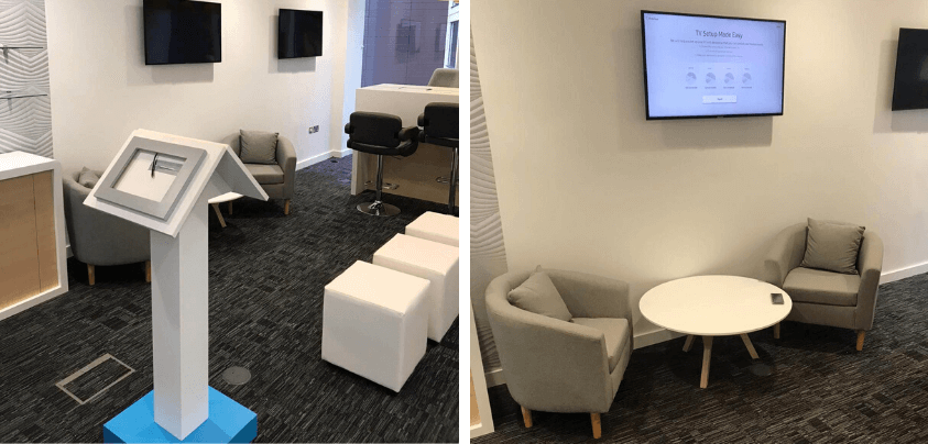 manchester office refurbishment dd exhibitions
