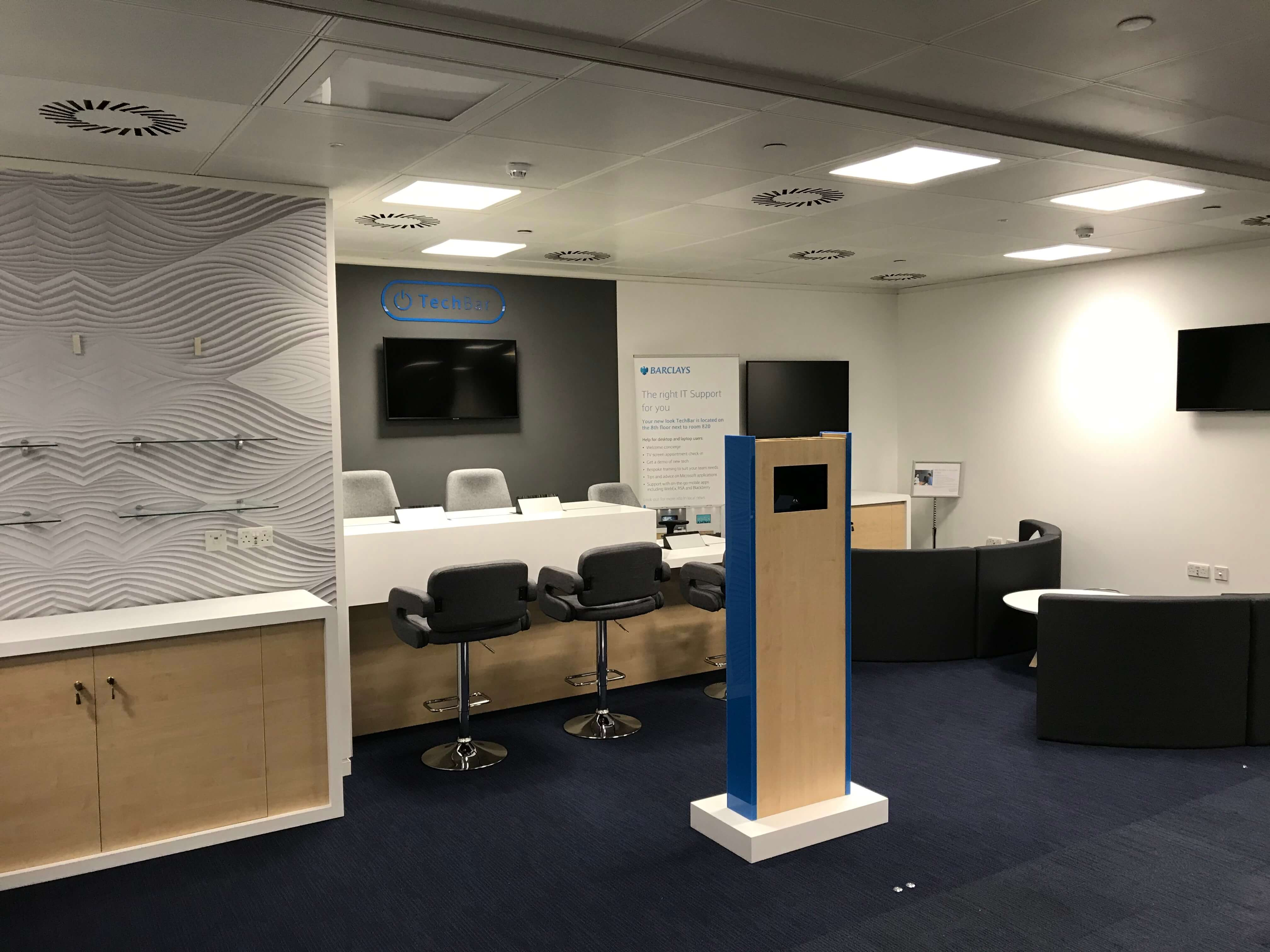 office refurbishment manchester